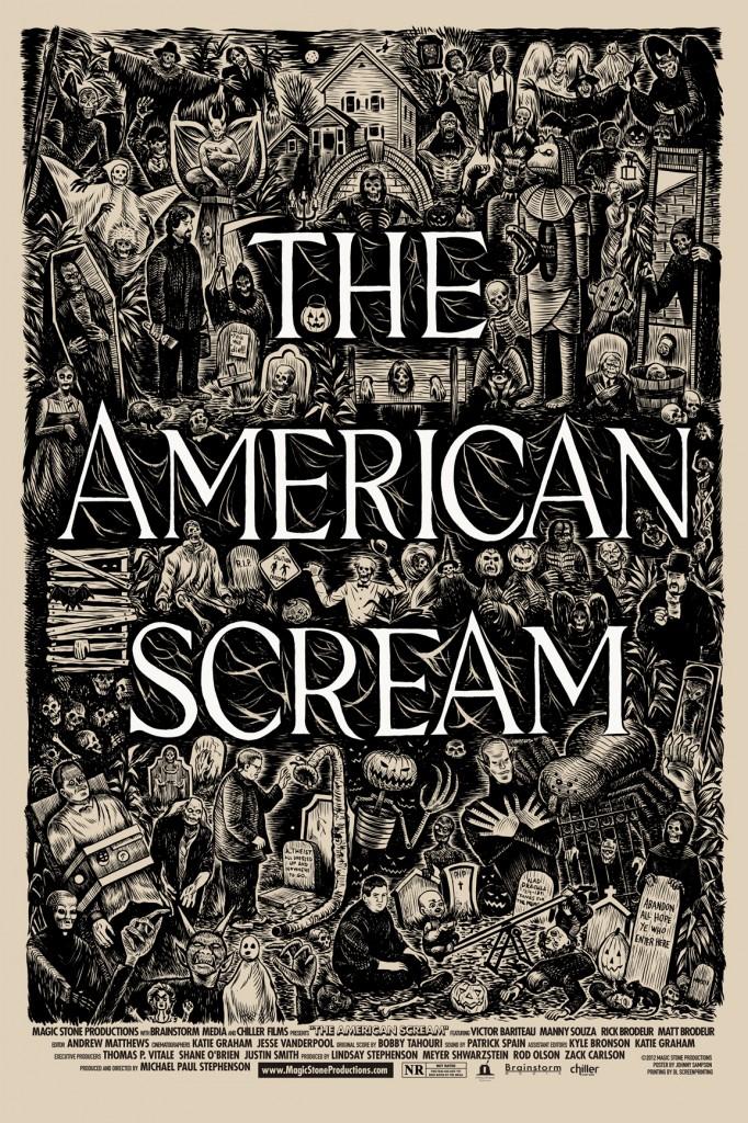 the-american-scream-poster